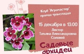 15.12. - Прямая трансляция лекции в рамках клуба