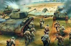 28.09. - Военно–патриотическая игра «Танковое сражение»